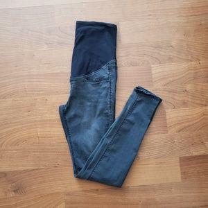 H&M Mama Maternity Super Skinny High Rib Jeans